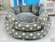 Dog Cat Bed House Kennel Warm Soft Sofa Pet Puppy Blanket Pad Removable S/M/L
