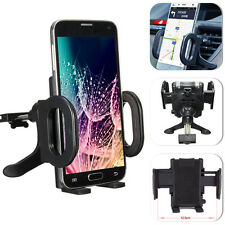 "-MD294 360° Car Air Vent Mount Cradle Holder Stand For 4-6"" Cell Phone Lenovo"