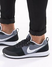 NIKE men ELITE SHINSEN Athletic SNEAKERS Retro SHOES 801780 011 Black,Grey sz 10