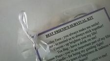 Best Friend's Novelty Survival Kit  Fun Keepsake Birthday  Thank You Gift