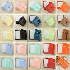 EXQUISITE GIFT PRESENT PACKAGE BOXES CASE FOR BANGLE JEWELRY WATCH CARTON BOX 1