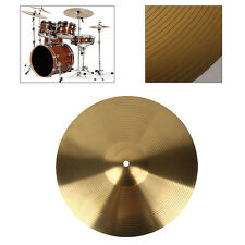 "Ride/Crash/Hi hat Cymbal Brass Alloy 14"" 16"" 18"" 20"" Drum Set kit Percussion"