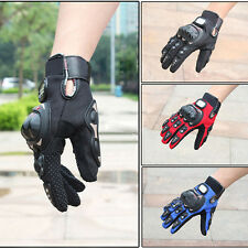 Motocross Racing Pro-Biker Motorcycle Cycling Protective Full Finger Gloves