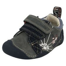 Boys Clarks First Shoes Infant 'Cruiser Ship' Casual shoes