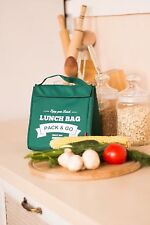 Lunch bag unisex M. Lunch box. Picnic bag. Sandwich and snack bag for school