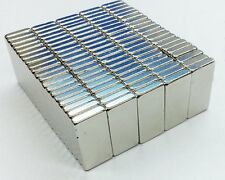 10/20/30/50Pcs Block Rare Earth Neodymium Magnets N35 20 x10 x3mm Strong Magnet