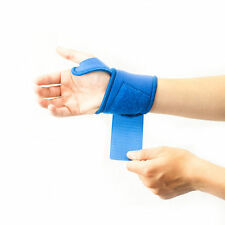 LP 726 WRIST WRAP with THUMB LOOP Adjustable Strap Support Control Physio (OSFM)