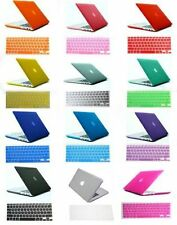 """Crystal Hard Case Cover skins For Apple Mac Macbook White 13"""" 13.3 A1342 A1181"""