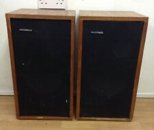 "Wharfedale Speakers System 7"" Woofers UNIT KIT RARE"