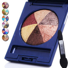 6 Color Matte Eye Shadow Makeup Eye Shadow Palette Cosmetic Shimmer Set