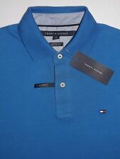 Tommy Hilfiger Short Sleeve CUSTOM FIT Men's Polo Shirt Retail at $49.50