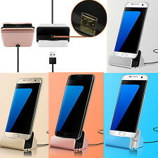 Charger Charging Dock Cradle Stand Station with Cable For Various Android Phone