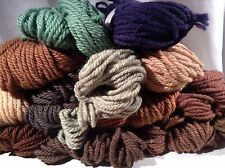 Classic Rug Wool Yarn Halcyon Signature Collection Super Bulky One Skein
