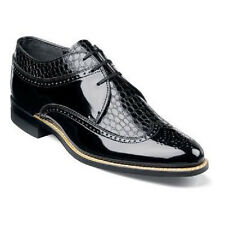 Stacy Adams Mens Dayton Dress shoes Patent Leather Tuxedo 00605 Classic formal