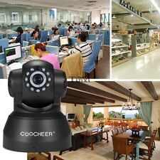 WIFI Wireless IP CCTV Camera P2P Security Network IR Night Vision Monitor TXWD