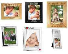 Personalised Fathers Day Birthday Christmas Gift For Daddy Dad Photo Frames Idea