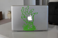 Zombie Walking Dead Hand Decal Sticker for Apple MacBook Laptop Car or Window