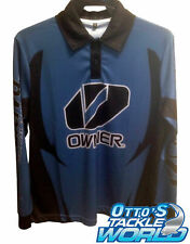 Owner Tournament Jersey Long Sleeve Fishing Shirt BRAND NEW @ Ottos Tackle World