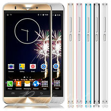 """5.0"""" Android Smartphone T-Mobile Net10 2SIM Quad Core 3G GSM Cell Phone Unlocked"""