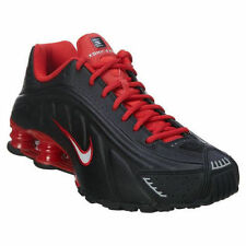 Nike Shox R4 Men's Running Shoes Black Red 104265 063 New Multi Size
