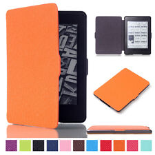 Smart Magnetic Wake /Sleep PU Leather Case Cover For Kindle Paperwhite eReader