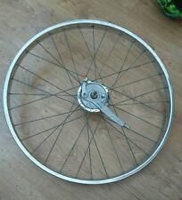 Raleigh moped front wheel 1960