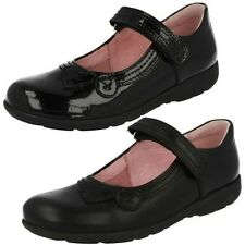 Girls Startrite Mary Jane Formal/School Shoes, Stone