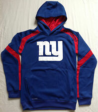 New York Giants NFL Gameday Synthetic YOUTH Hoodie Sweatshirt