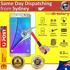 GENUINE 9H Tempered Glass Screen Protector For Samsung Galaxy Note 3 4 5 7 Edge