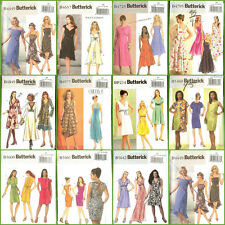 OOP Butterick Sewing Pattern Misses Dress Plus Size 14 - 20 or 14 -22 You Pick