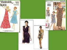OOP Butterick Sewing Pattern Misses Dress Plus Size You Pick