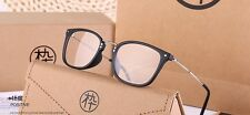 Vintage eyeglass plastic metal eyeglasses frames optical eyewear RX frame mens