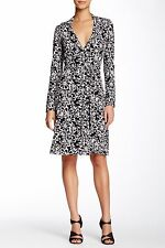 NWT DVF Diane Von Furstenberg New Jeanne Two Halo Petals Dress $398 – 12