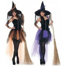 Witch Costumes Adult Sexy Halloween Fancy Dress