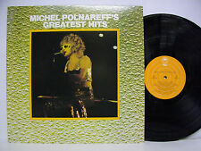 MICHEL POLNAREFF Hits Mail Order Only JAPAN LP EX FCPA-3 Family club  KS-28