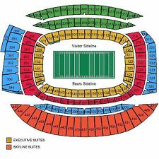 2 Chicago Bears vs. San Francisco 49ers Tickets Soldier Field 12/4/16