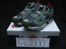 REEBOK INSTAPUMP FURY OG VILLAIN PACK BLACK/GREEN AR1448