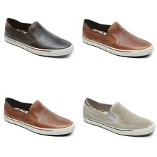 Rockport Men's Path to Greatness Slip On Fashion Sneakers