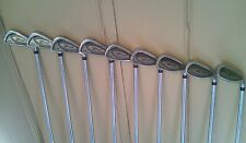WILSON FAT SHAFT GOLF IRON SET 3-SW VERY GOOD CONDITION