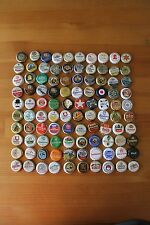 100 DIFFERENT GERMANY BEER CAPS/CROWNS NO DUPLICATES