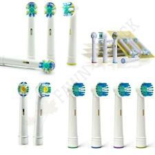 4 x Replacement Electric Toothbrush Brush Heads Campatible For Braun Oral B