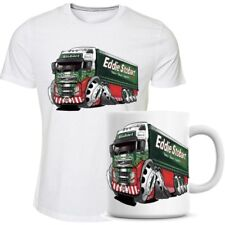Koolart Eddie Stobart Tee Shirt And Mug