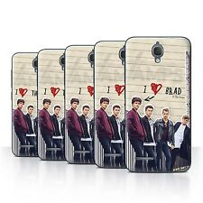 Official The Vamps Case/Cover for Alcatel Idol 2 Mini /The Vamps Secret Diary