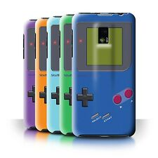 STUFF4 Back Case/Cover/Skin for LG Optimus 2X/P990/Video Gamer/Gameboy