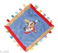 Mary Meyer Taggies Cozy Security Blanket Interactive Tag Lovey