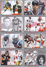2015 Jogo CFL Alumni Series 8 (#142-161) Limited Print Run of 165 Sets Made