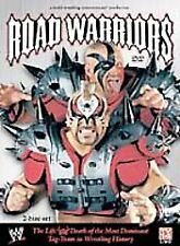 WWE ECW WCW WWF: ROAD WARRIORS THE MOST DOMINANT TAG-TEAM (DVD 2005 2-Disc Set)