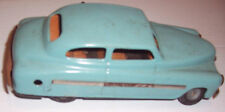 Rare Vintage  JNF SUPER U.S. Zone Germany Tin Wind-up Car w/Adjustable Controls
