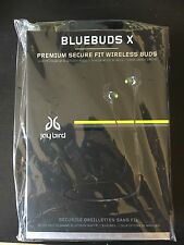 JayBird Bluebuds X Wireless Headphones - Black