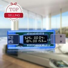 USB Current Voltage Capacity Tester Voltage Charger Doctor Power Supply Bank FY